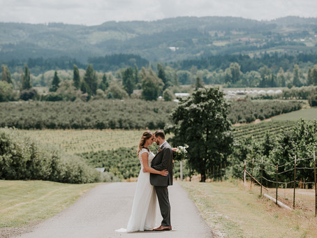 Scholls Valley Lodge Wedding- Marre and Charles
