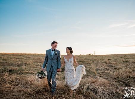 Abbey Road Farm Wedding- Mary and Matt