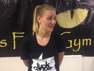 "Veckans klubbprofil:  Sandra ""SFG Mama"" Larsson!"