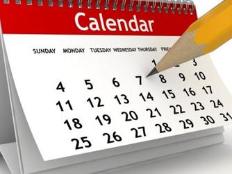 Nya datum för SSWL!