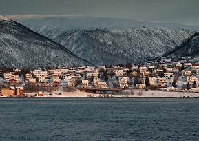 tromsø_norvège_neige