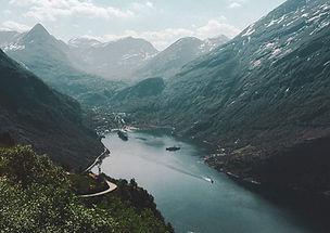 geirangerfjord_été