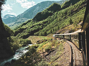 train_flåm_été