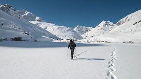 randonnée_raquette_montagne_neige