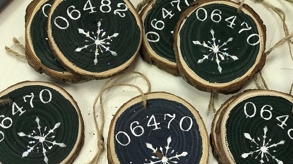 Newtown handmade ornaments
