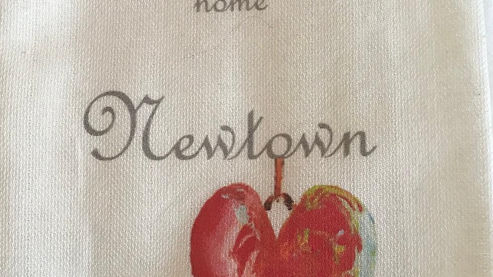 Love the place you call home Newtown sishtowel