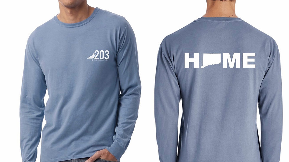 Two Oh Three Home Long Sleeve Tee
