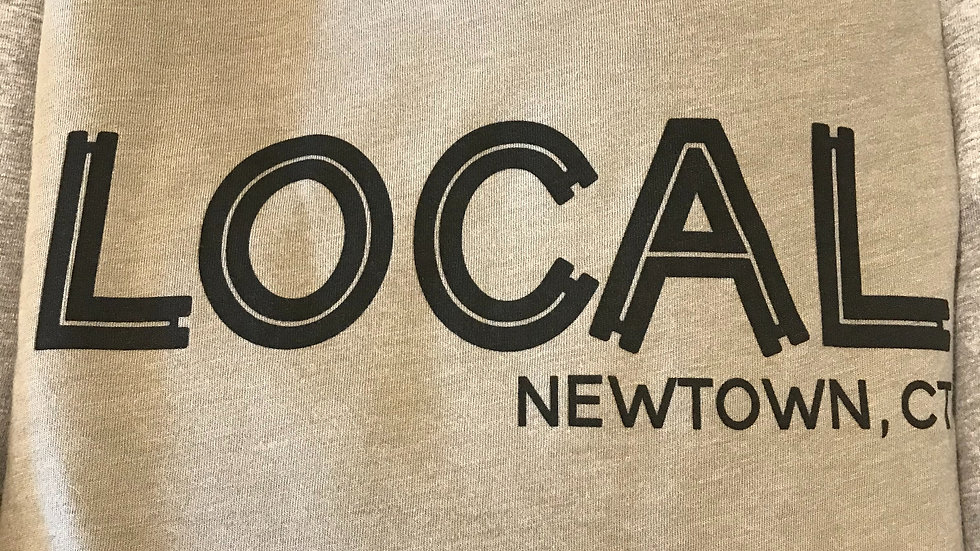LOCAL Newtown tee shirt