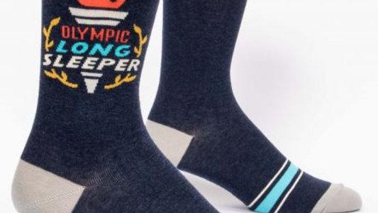 Olympic Long Sleeper Socks