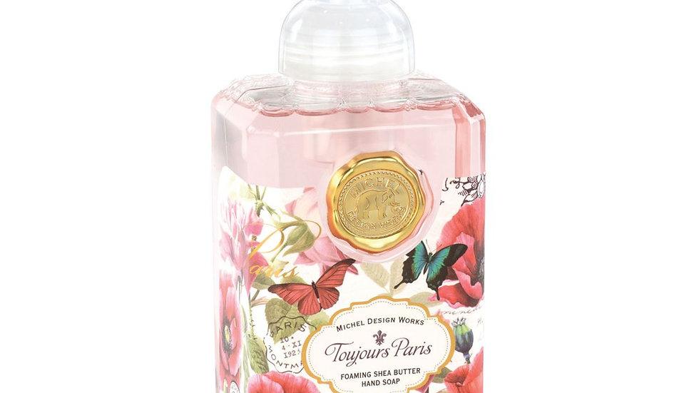 Toujours Paris Foaming Soap