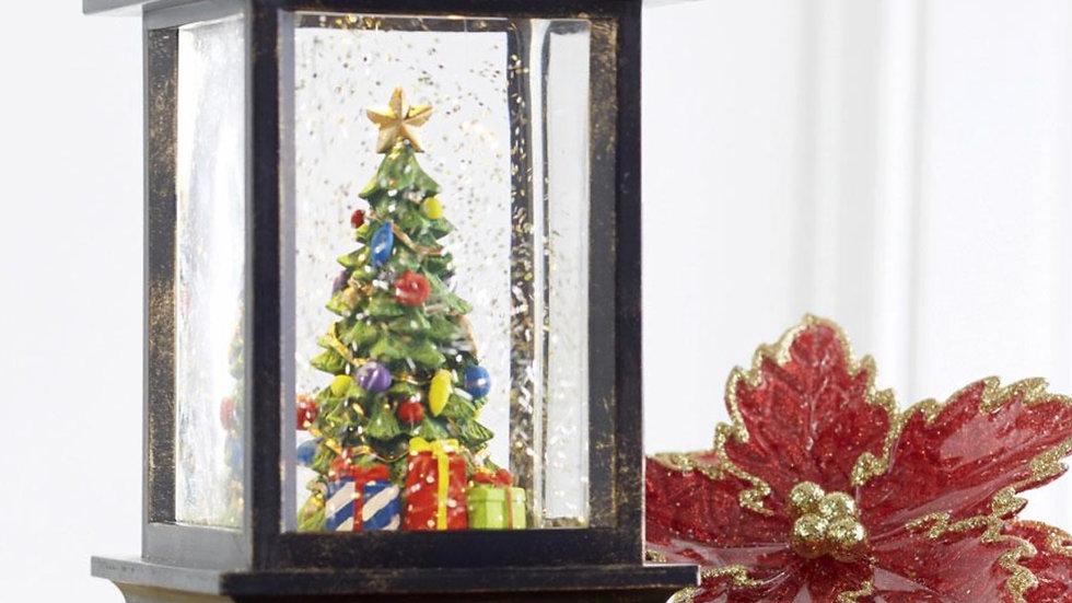 Christmas Tree water lantern