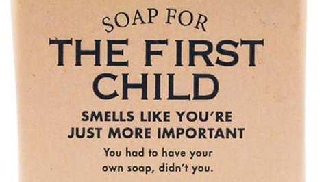 The First Child Soap
