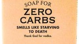 Zero Carbs Soap