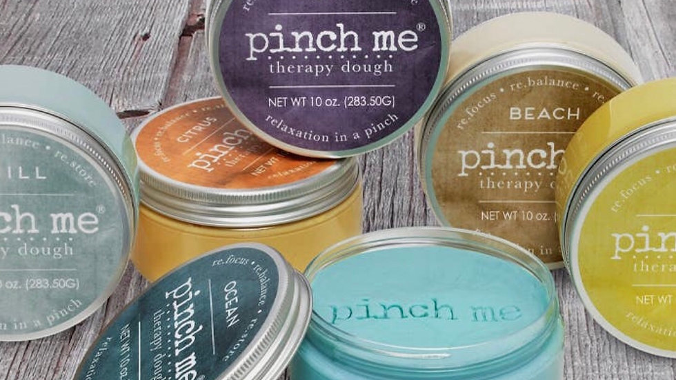Pinch me scented therapy dough