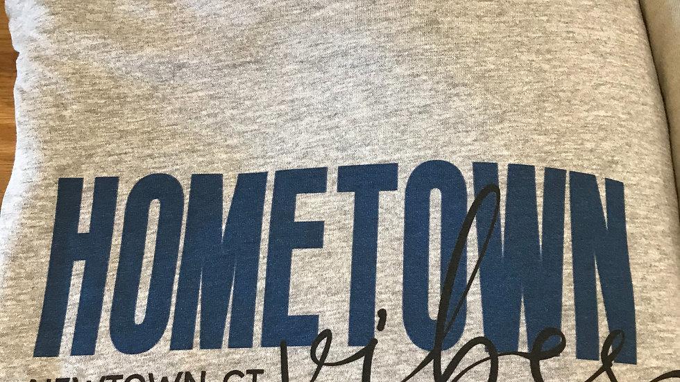 Hometown Newtown Vibes tee shirt