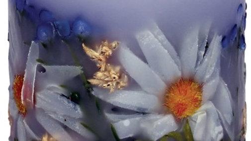 Lavender Chamomile Luminary Candle