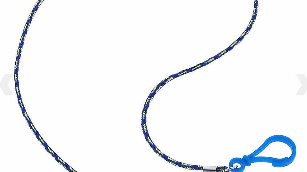 Kids breakaway chord mask necklaces