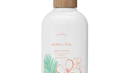 Thymes Neroli Sol Hand Lotion