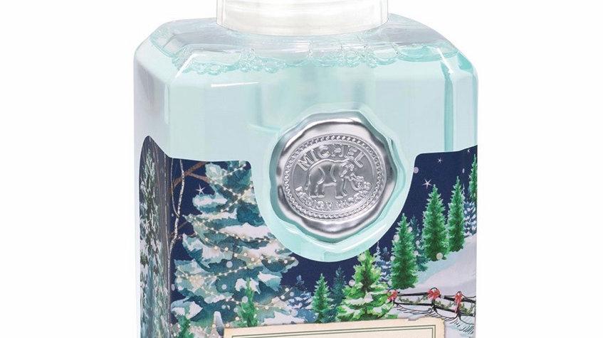 Michel Deaign Christmas Snow Hand Soap Foamer