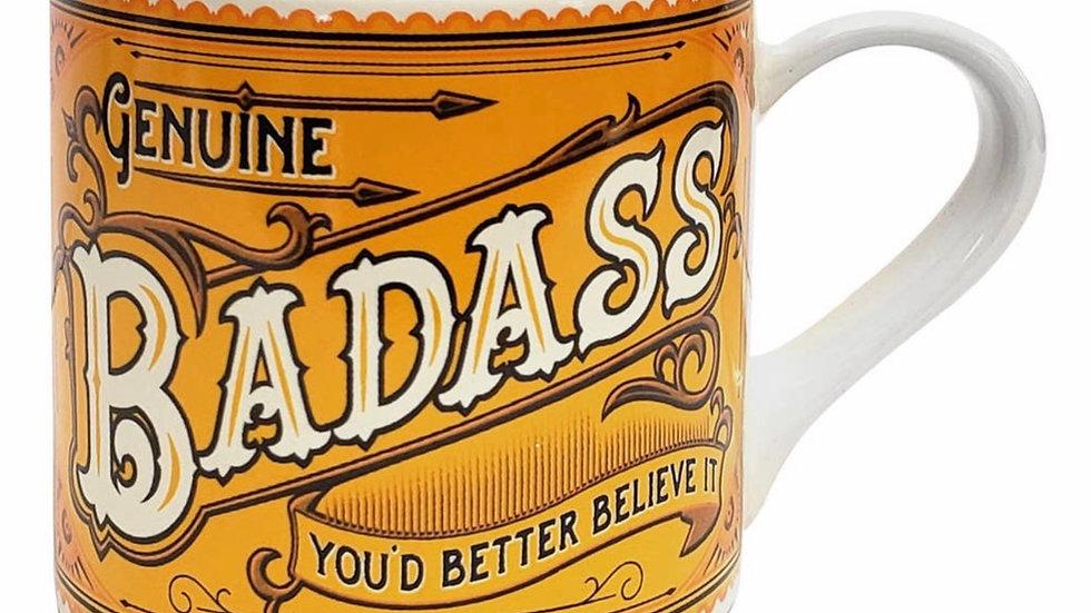 Genuine Bad Ass mug