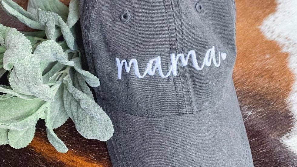 Lemon Lorraine Mama Hat