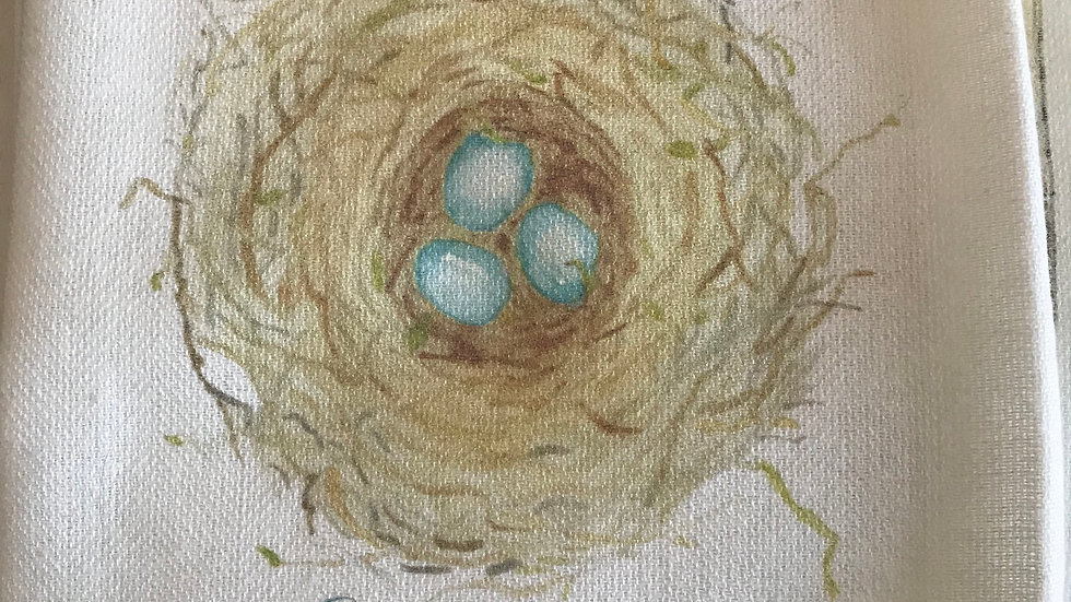 Home sweet home 06470 dish towel