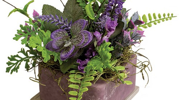 Lavender fragranced Wax GEO