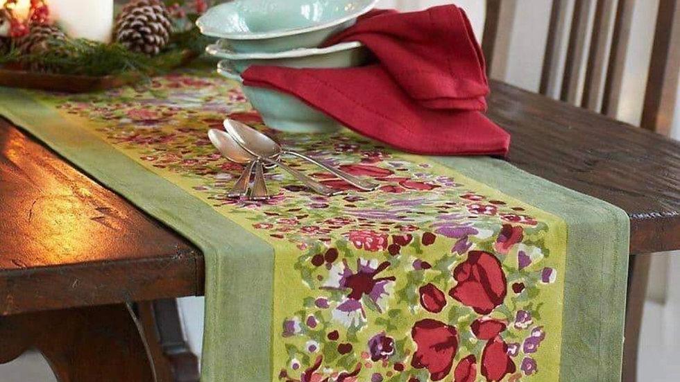 Table runner (various patterns)