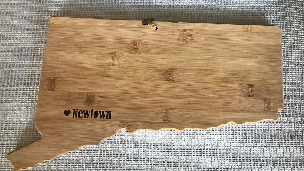 Bamboo Newtown cutting board
