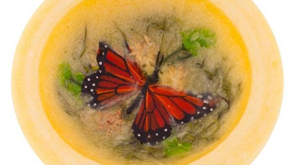 Butterfly Garden Wax Vessel