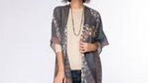 Ripple Kimono Wrap/Scarf