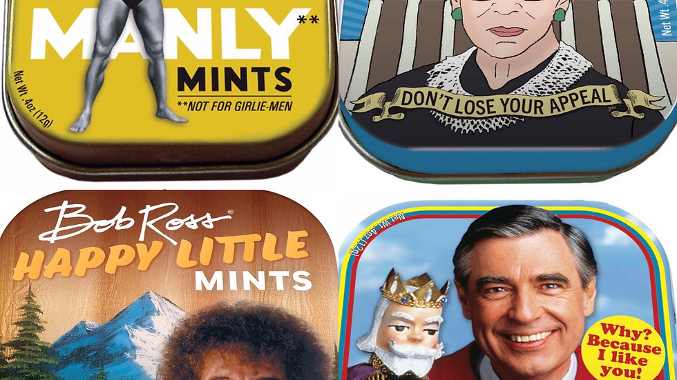 Funny mints