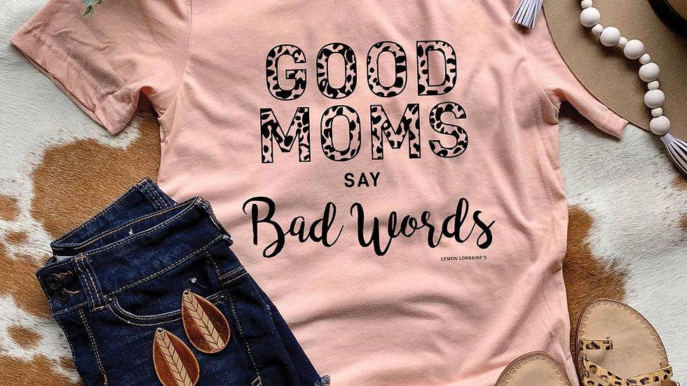 Lemon Lorraine good moms t-shirt