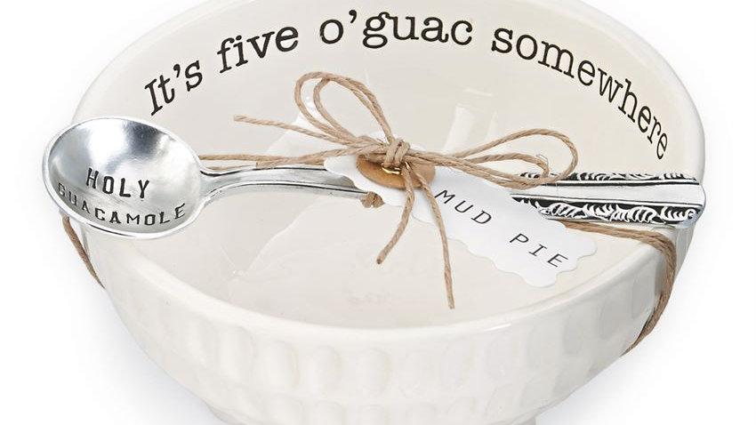 Guacamole Set