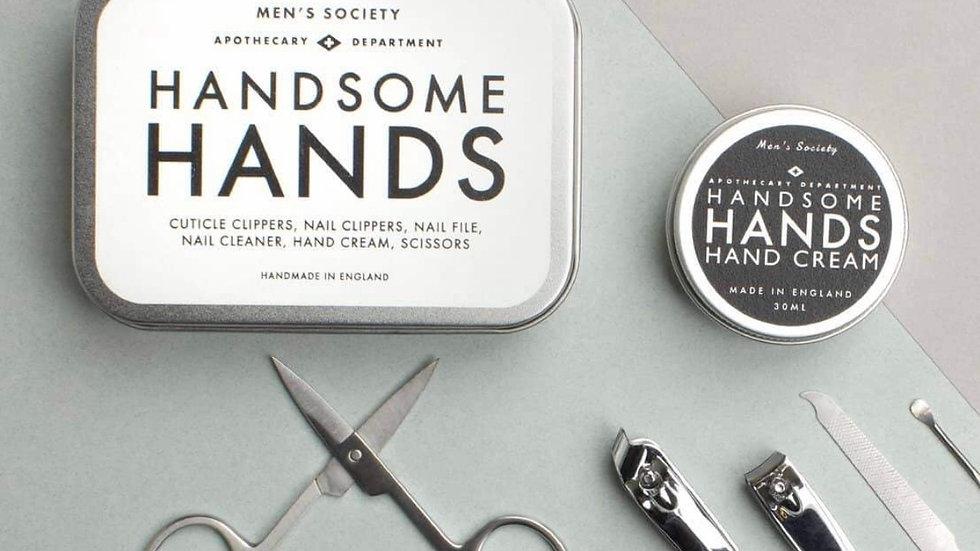 Handsome hands