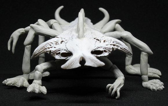 Alien Crustacean Sculpture