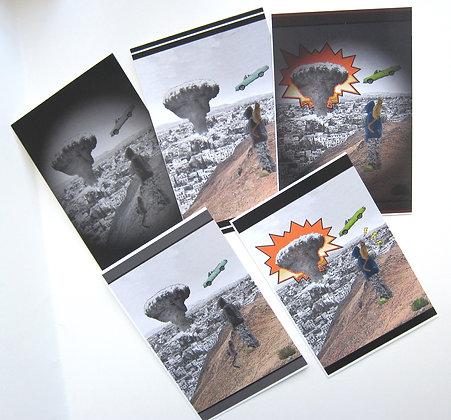 End World Postcard Quintet