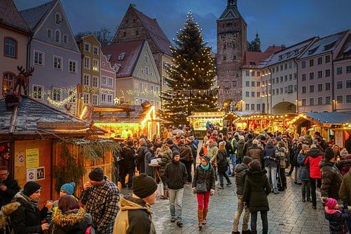 Mercados de Natal (Weihnachtsmärkte)