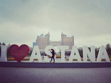 Cazaquistão, uma história de amor...