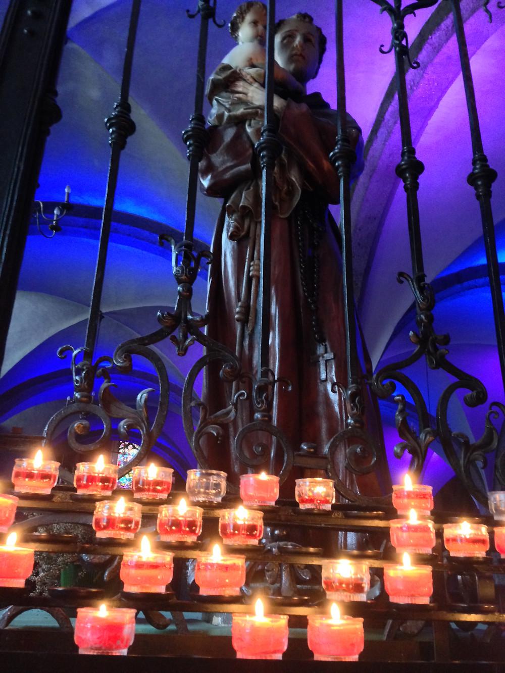 St. Blasius em Salzburg, perto da Bavaria