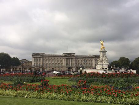 Luto na monarquia britânica