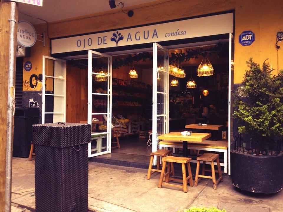 Restaurante Ojo De Agua