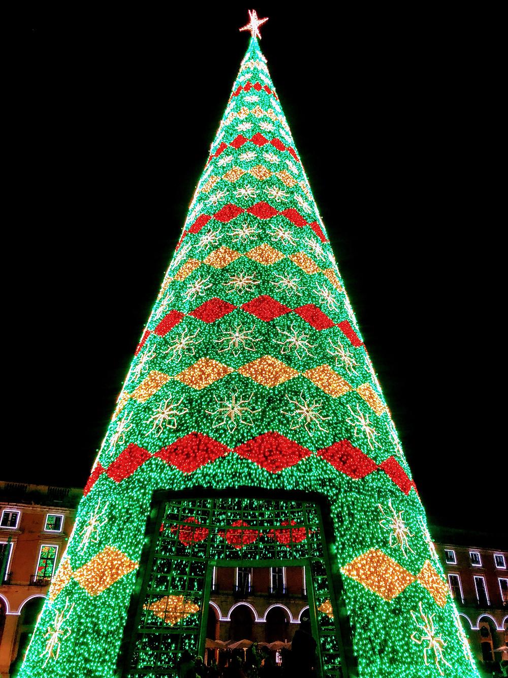 Lisboa iluminada