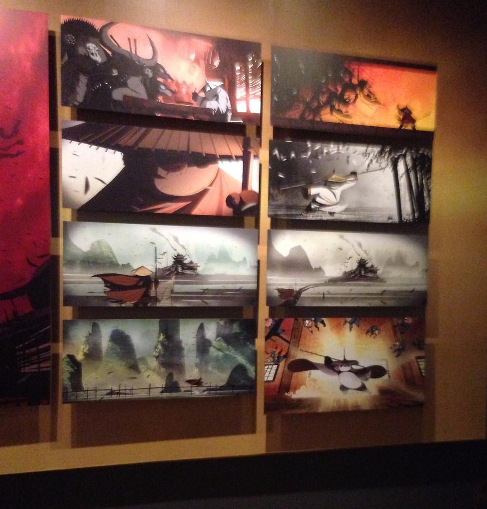 """""""DreamWorks, uma jornada do esboço à tela"""""""