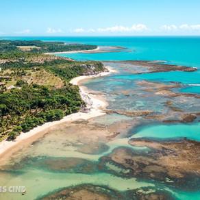 Espelho, uma das 10 praias mais bonitas do Brasil