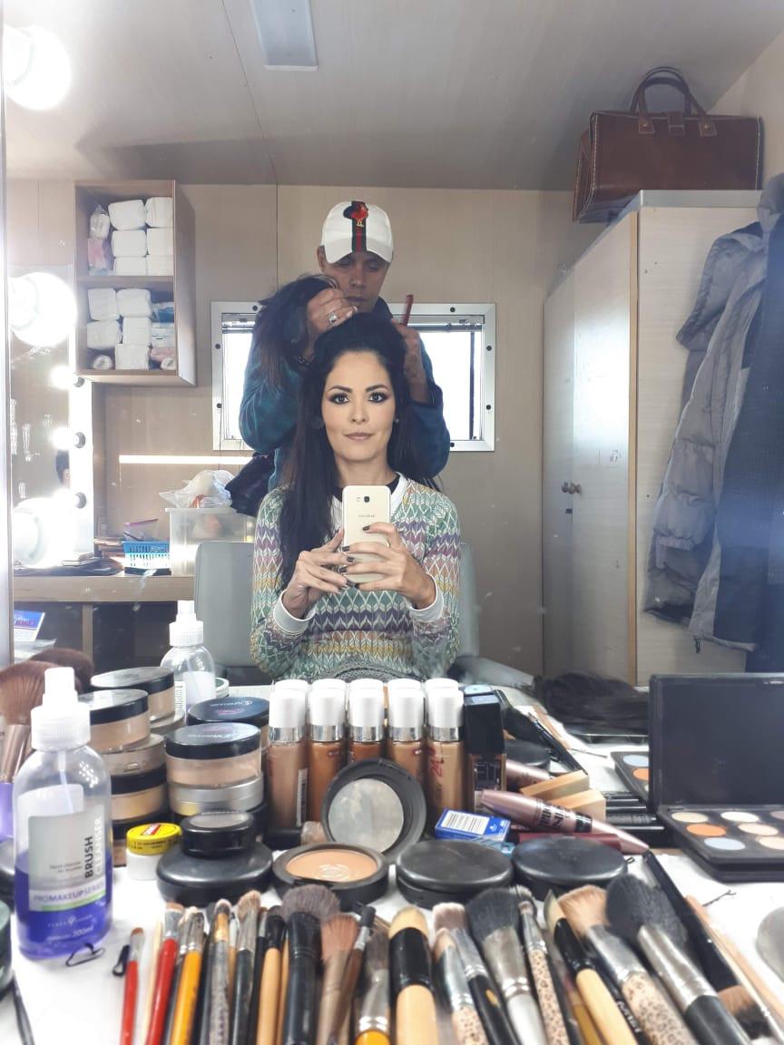 Hylka Maria no Make-up