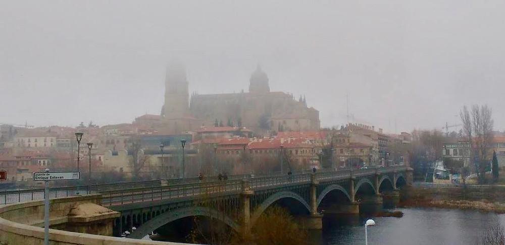 Solidão em Salamanca