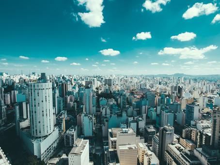 Descobrindo São Paulo e sozinha!