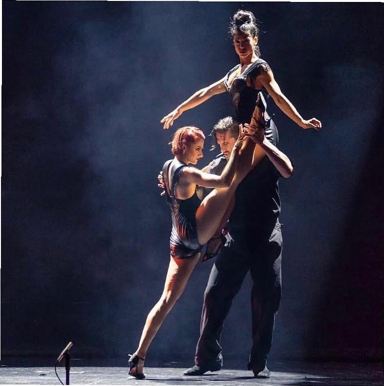 Tango no Teatro Metro