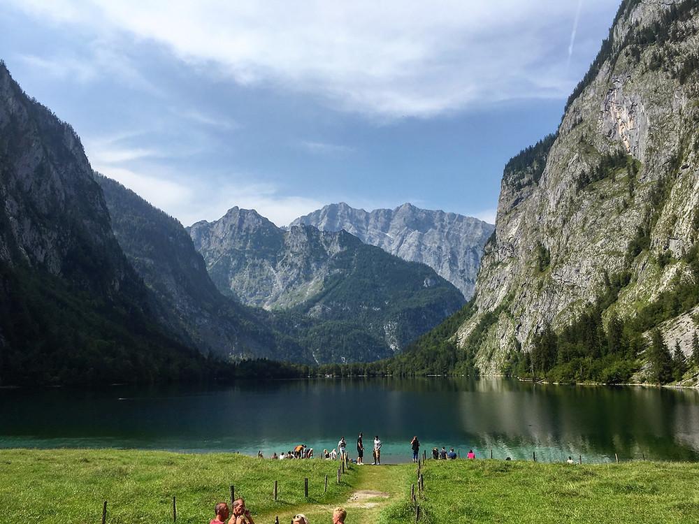 Vista do Obersee